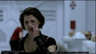 Resident Evil: Afterlife - Bloopers HD
