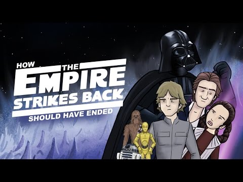 Xxx Mp4 How The Empire Strikes Back Should Have Ended 3gp Sex