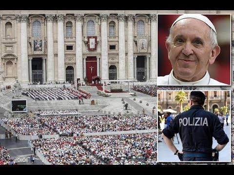 Vatican police 'break up gay orgy' at home of one of Pope Francis advisors