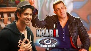 Hrithik Roshan To PROMOTE KAABIL On Salman