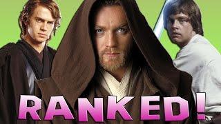6 Star Wars Movies Ranked