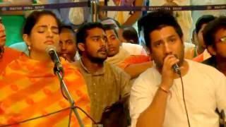 MADHAVAS performing LIVE in ISKCON Mira Road Kirtan Mela, 2016  Day   2
