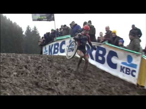 Superprestige Cyclocross #5 - Spa Francorchamps - Highlights - 13-12-2015