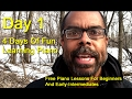 Download Video Download Day 01:  4 Days Of Fun Learning Piano, Free Lessons For Beginners 3GP MP4 FLV