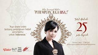 gita puja indonesia: perempuanjugabisa