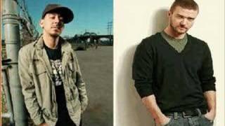 Justin Timberlake & Fort Minor - SexyPetrifiedBack (Mash-Up)