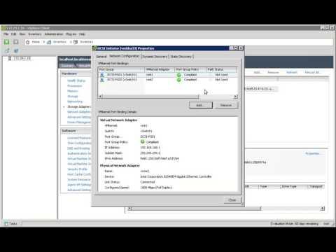 Xxx Mp4 ESXi 01 Configurando O ISCSI MultiPath MPIO 3gp Sex