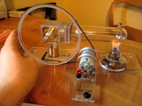 Stirling Motor