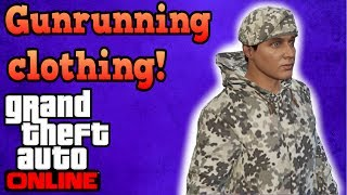 Gunrunning clothing! - GTA Online