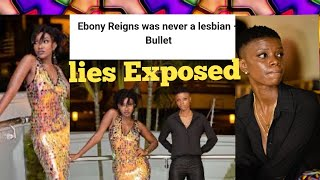 Eb0ny was a full Lesbian (see video and pictures as proof) - Evangelist Addai