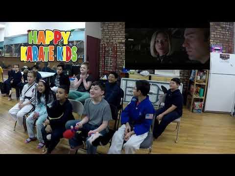 Xxx Mp4 Avengers 4 ENDGAME Trailer Reaction From Happy Karate Kids 3gp Sex