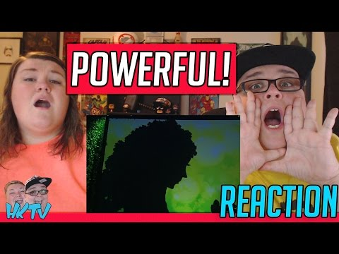 El Gamma's Touching Tribute To Mother Nature REACTION!! 🔥