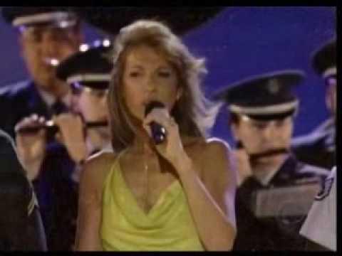 God Bless America - Celine Dion