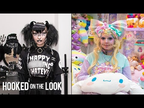 Xxx Mp4 The Goth Who Lives With A Lolita Doll HOOKED ON THE LOOK 3gp Sex