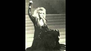 Stevie Nicks - Leather And Lace ('Rock A Little' Tour 1986 Live)