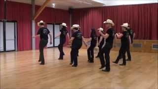 LONG HOT SUMMER  Line Dance (Dance & Teach in French)