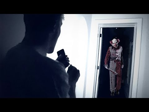 I Talked To The Killer Clown's scary