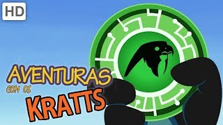 Aventuras com os Kratts - Poder do Falcão! | Vídeos para Crianças
