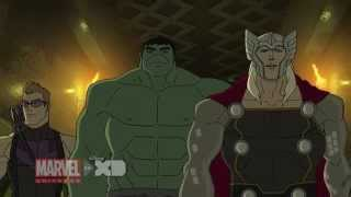 Marvel's Avengers Assemble Season 2, Episode 10 - Clip 1