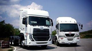UD Trucks - CWM dan Quester - Perbandingan produk