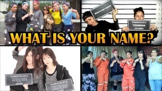 What is your name? Eels version MV ;)