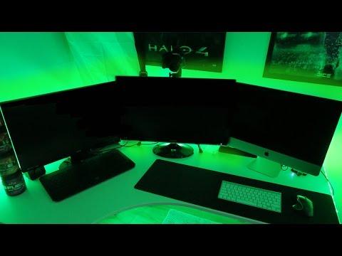 14 Year Old s Gaming Setup 2016
