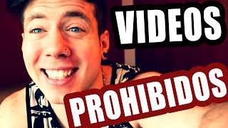 MIS VIDEOS PROHIBIDOS | LUCAS CASTEL