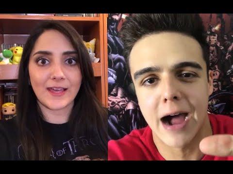 Xxx Mp4 Andrés Navy Y Paola Del Castillo LLAMAN POBRES NACOS A Los Que Filtraron El Trailer De Infinity War 3gp Sex
