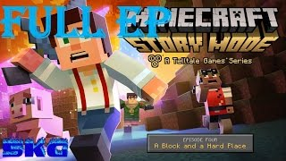 Minecraft Story Mode: Episode 4 (Full) | No Commentary