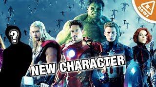 Who Will Be Infinity War's New Mystery Avenger? (Nerdist News w/ Jessica Chobot)