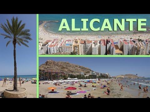 ALICANTE - SPAIN  2016 4K