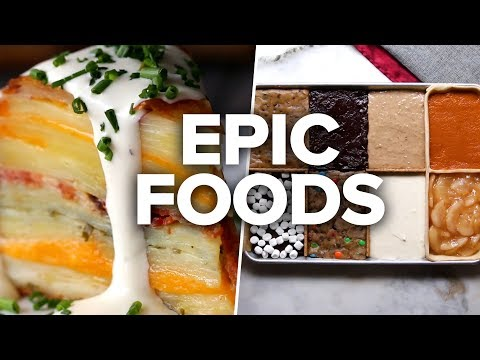 Epic Party Dishes