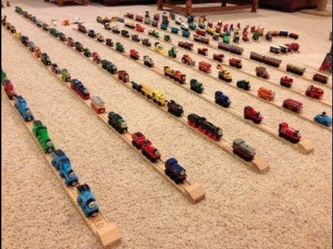 Thomas Wooden Railway Collection 4
