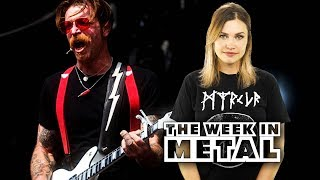 JESSE HUGHES apologizes to #NEVERAGAIN! - The Week in Metal - April 2, 2018