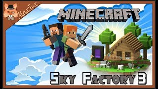 Minecraft Sky Factory 3 with Fade! Episode 12