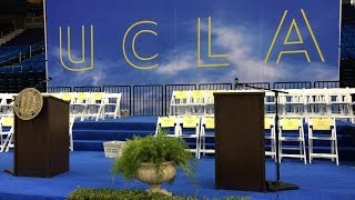 2014 UCLA College Commencement Ceremony I 2pm