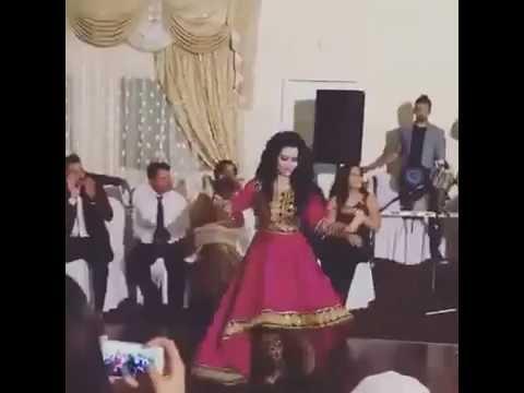 Beautiful afghan girls dance Gol pari joon