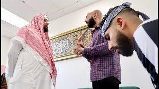 RECONVERTING INTO ISLAM...