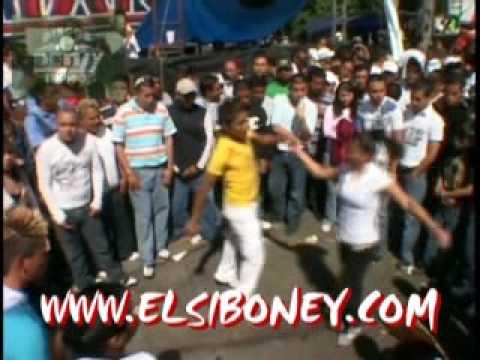 Sonido siboney en Aniversario de los mercados de tepito 2008 Lo mejor de hoy