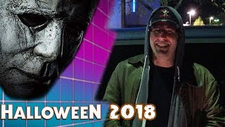 "Halloween (2018) Review. The sequel to ""Halloween"" called ""Halloween"""