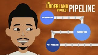The Underland Project PIPELINE