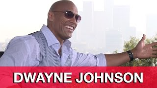 Furious 7 Dwayne Johnson Interview - Fast & Furious 7