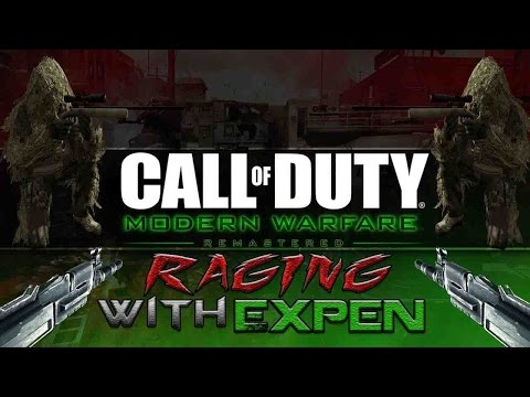 COD 4 Remasterd How To RAGE Like A WiLLiS  #BBAW  [PS4]