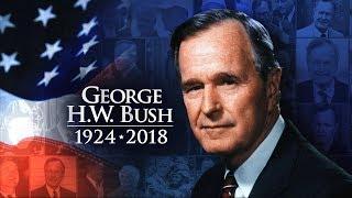 George H. Bush has died at 94