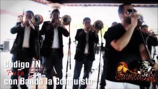 Futa - Codigo FN Ft. Banda La Coquista (En Vivo)