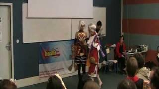 Japan Galaxy 2010 - Le prince du jeu vidéo - Suikoden 5