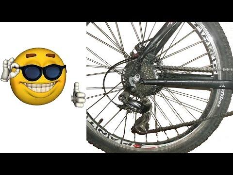 Люфт и шат, раскручивается колесо заднее или переднее, как устранить, бонус неоновая подсветка. - youtube,youtuber,utube,youtub,