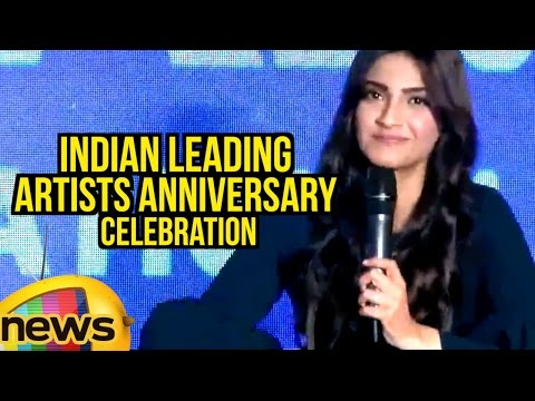 Xxx Mp4 Sonam Kapoor Interacts With Kids At Indian Leading Artists Anniversary Celebration Mango News 3gp Sex