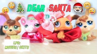 LPS: Dear Santa (Christmas Special 2016) - Lucy & Maddison (3) Funny Skit