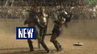 Best fight scenes of Spartacus: Gods of the Arena HD best fight scenes michael jai white